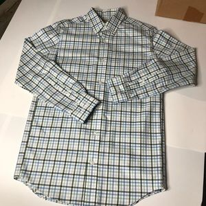 Duluth Trading Co. Men's Small Button Down Shirt